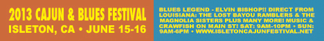 Isleton Cajun & Blues Festival