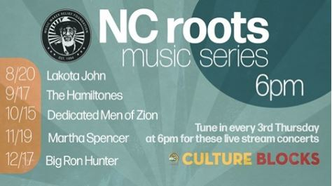 NC Roots Music Series