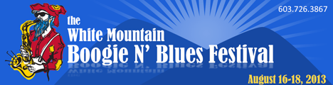 White Mountain Boogie & Blues Festival