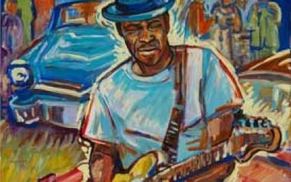 Clarksdale, Mississippi's 11th annual Juke Joint Festival