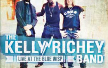 Kelly Richey :: The Kelly Richey band LIVE at The Blue Wisp