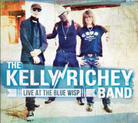 The Kelly Richey band