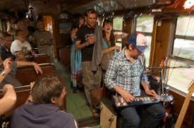 Blues Train Colorado
