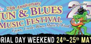 Cajun Blues Festival