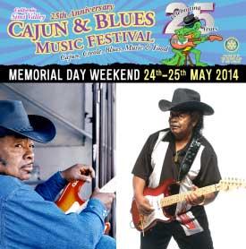 Cajun & Blues Music Fest