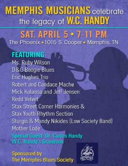 Mr. Handy's Blues