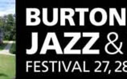 Burton Agnes Jazz and Blues Festival – June 27-29th