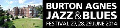 Burton Jazz & Blues Festival