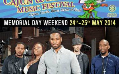 Simi Valley Cajun & Blues Music Festival Performers Spotlight: ROBERT RANDOLPH & THE FAMILY BAND