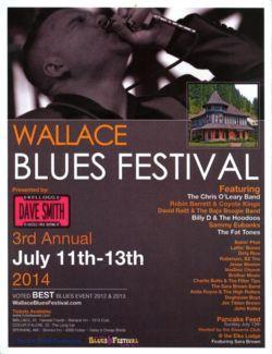 Wallace Blues Festiva