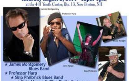 12th Annual Barnful of Blues Festival to Raise Funds for Webster House