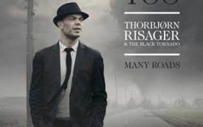 Thorbjørn Risager & The Black Tornado :: TOO MANY ROADS