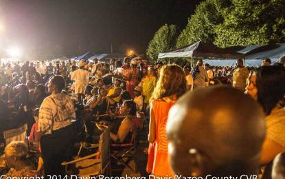 Thousands Attend Bentonia Blues Festival