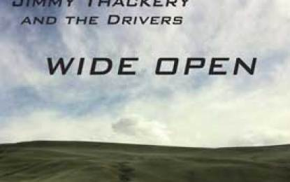 Jimmy Thackery and The Drivers :: WIDE OPEN