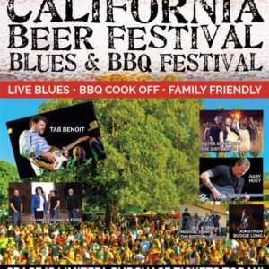 World's Best Blues & Beer Meet in Ventura