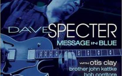 Dave Specter :: MESSAGE IN BLUE