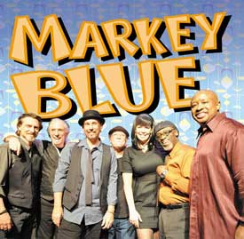 Markey Blue Band