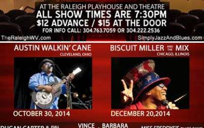 Raleigh Jazz & Blues Concert Series