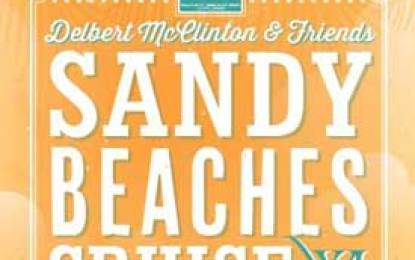 Sandy Beaches Cruise Jan 10-17, 2015