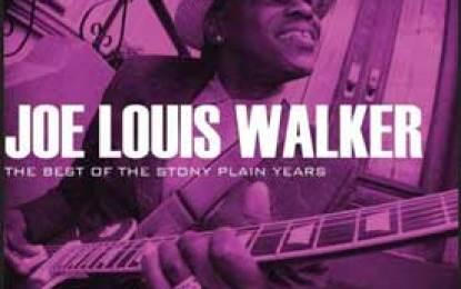 Joe Louis Walker :: THE BEST OF THE STONY PLAIN YEARS