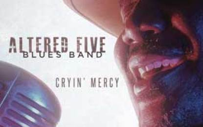 Altered Five Blues Band :: CRYIN' MERCY
