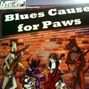 Blues Cause for Paws
