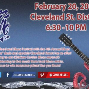 Clearwater Seafood Blues Festival