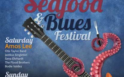 Kick off the 2015 Clearwater Sea-Blues Festival with the 4th annual Blues Walk!