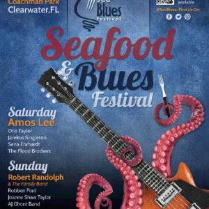 Clearwater Seafood & Blues Festival