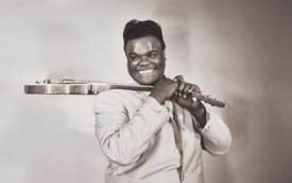 """""""Blast from The Past"""" series shares Freddie King"""