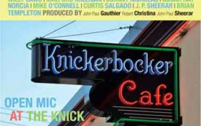 The Knickerbocker All Stars :: OPEN MIC AT THE KNICK