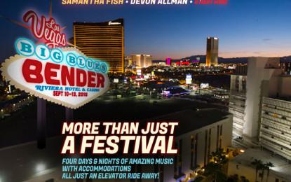 Big Blues Bender… More Then Just A Festival!