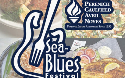 Seafood Delights at the Clearwater Sea-Blues Festival