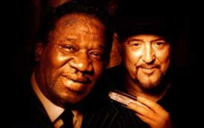 Mud Morganfield & Kim Wilson :: FOR POPS – A TRIBUTE TO MUDDY WATERS