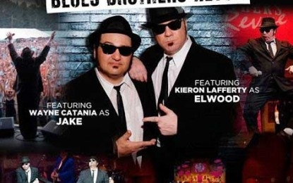 Uptown Theatre Presents The Blues Brothers in Napa, CA on March 6