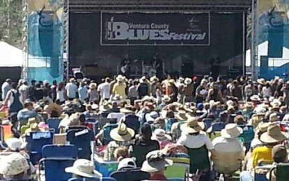 Ventura County Blues Festival Celebrating Ten Years of Coming Together To Help Others