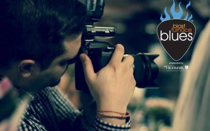 Concert photography workshop available at Blast Furnace Blues, presented by Highmark Blue Shield, March 27-29