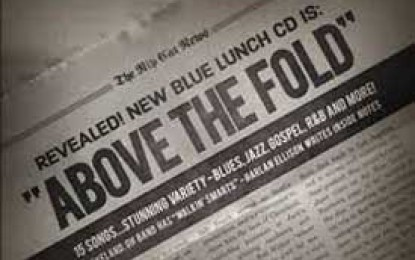 Blue Lunch :: ABOVE THE FOLD