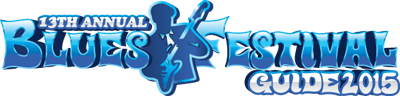 Blues Festival Guide Logo