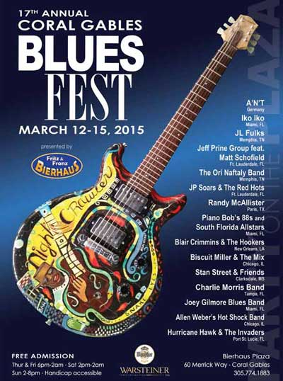 Coral Gables Bluesfest