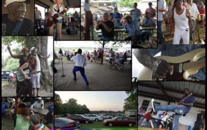 18th Annual Freedom Creek Blues Festival Kickstarter campaign