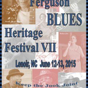 Pop Ferguson Blues Festival