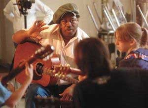 The Passion of Sharing the Roots of the Blues