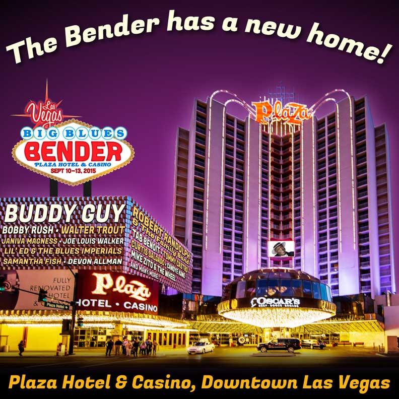 plaza hotel y casino las vegas
