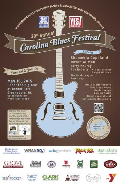 Carolina Blues Festival