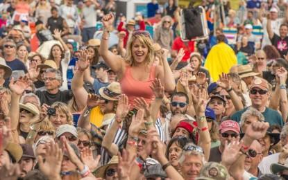 Bonnie Raitt, Paul Rodgers and Boz Scaggs to Headline the Doheny Blues Festival, May 16-17