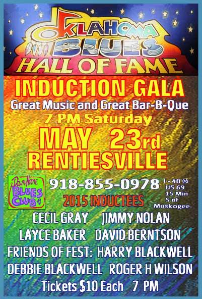 Oklahoma Blues Hall of Fame
