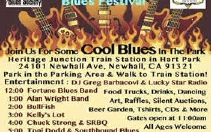 8th Annual Santa Clarita Valley Blues Festival