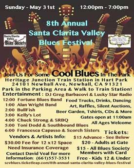 Santa Clarita Valley Blues Festival