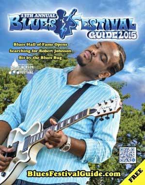 Blues Festival Guide 2015